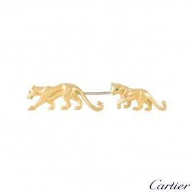Cartier Yellow Gold Koma Brooch